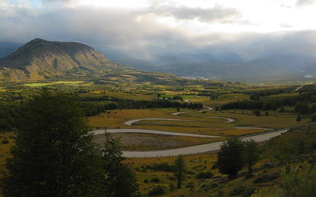 Road trip en Patagonie
