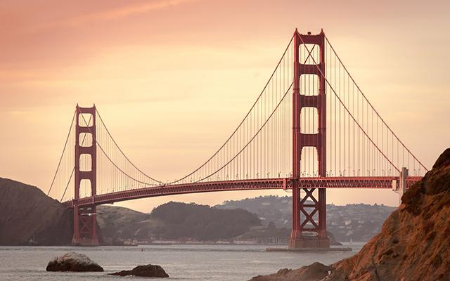 Itinéraire USA San Francisco