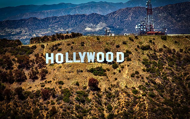 Circuit Ouest Américain Hollywood
