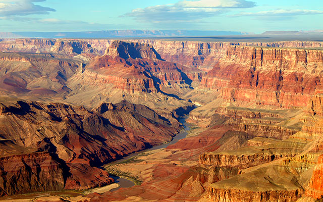 voyage route 66 grand canyon