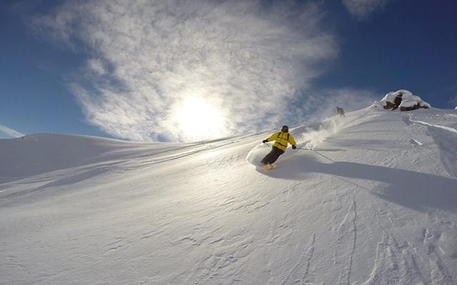 Kirghizistan ski circuit inédit