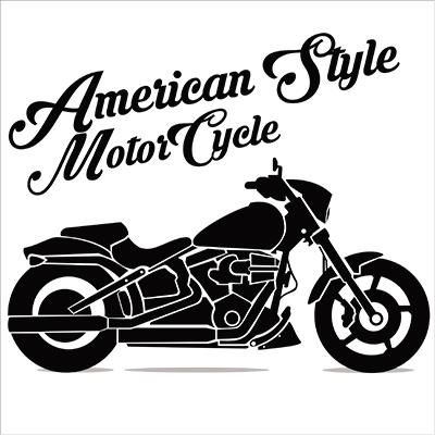 voyage moto american style