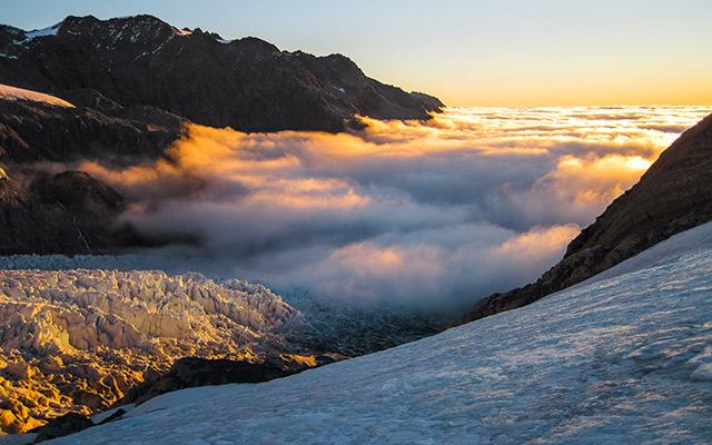 Voyage en Nouvelle Zélande Fox Glacier