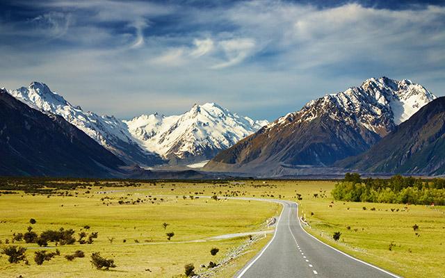 voyage Nouvelle Zélande