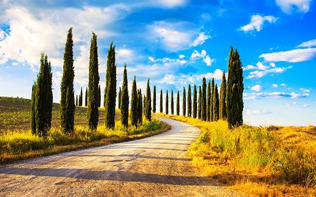 Road Trip En Italie Sur Les Routes De Toscane 224 Moto
