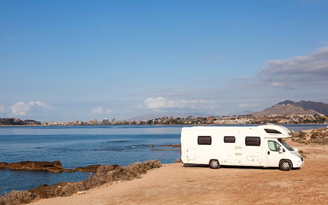 voyage en camping-car en espagne