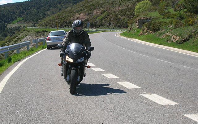 road trip motorcycle