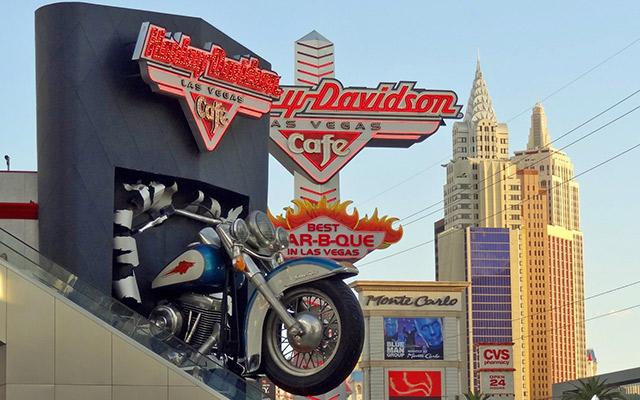 ouest américain en moto