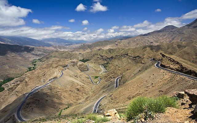road trip moto maroc
