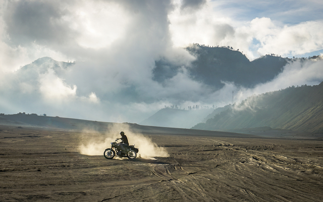 bali en moto