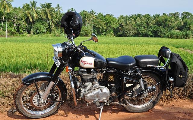 voyage à moto