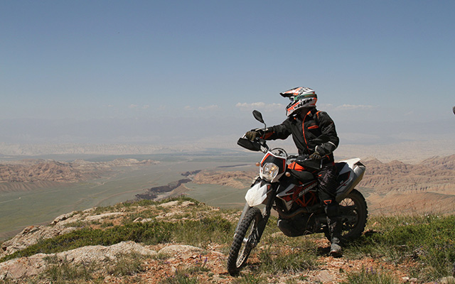 safari moto