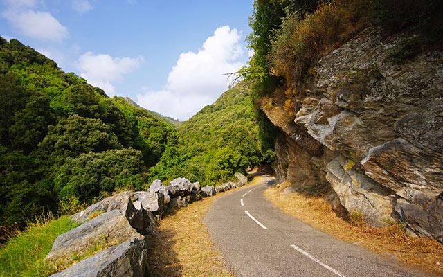Voyage Corse avec Planet Ride