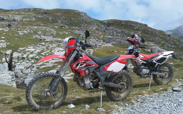 Portugal a moto