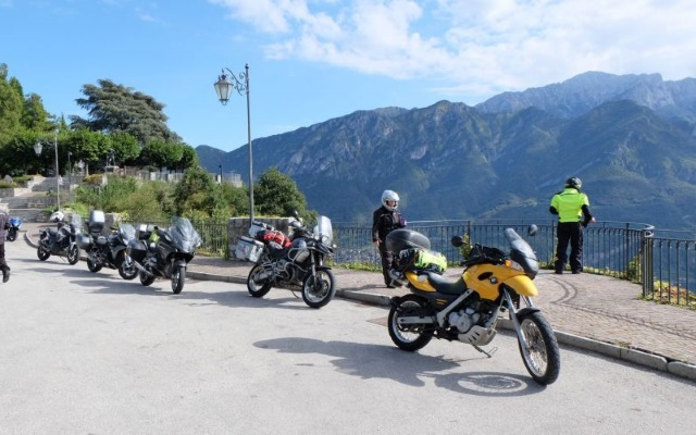 European motorcycle tours