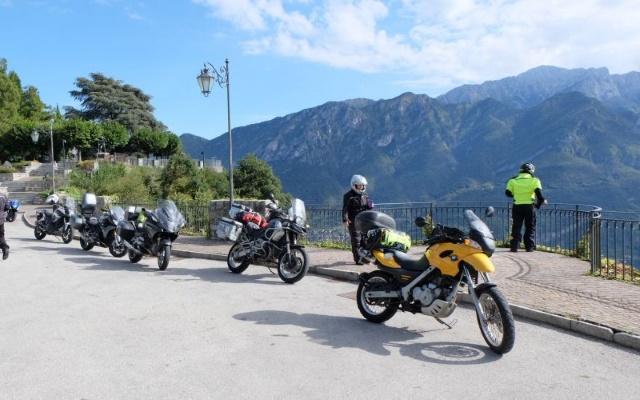 European motorcycle tours