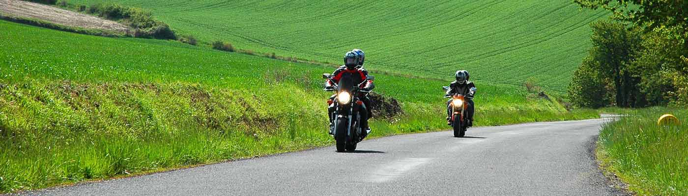 motorcycle tours France