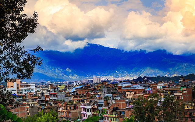 nepal motorbike tours