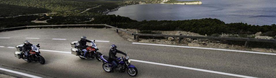 italie en moto
