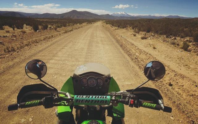 raid moto amerique du sud