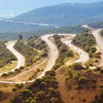 Motorcycling in Greece