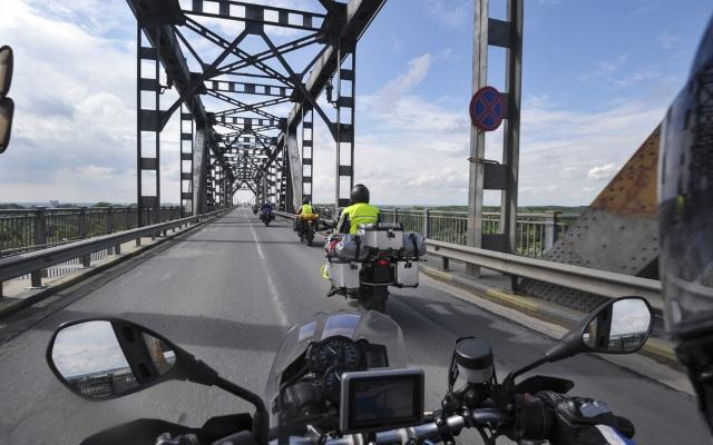 Roadtrip moto Bulgarie