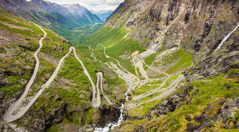 fjords norvege