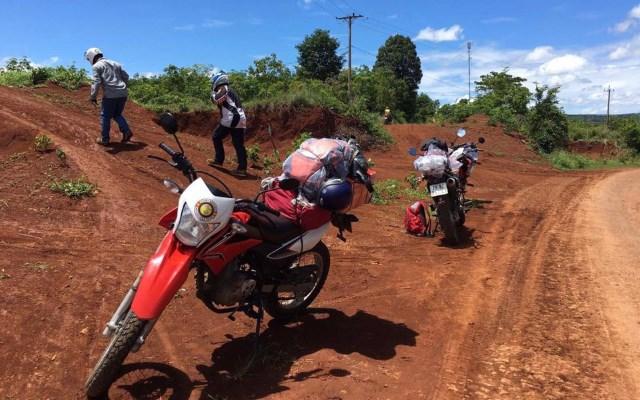 motorcycle in vietnam