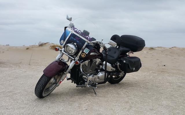 Motorcycle Top Case
