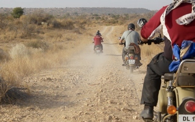 Motorcycle tours India