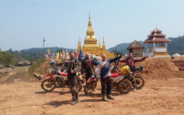 off-road laos adventures