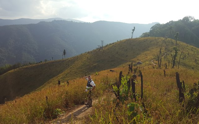 Laos dirt bike tours