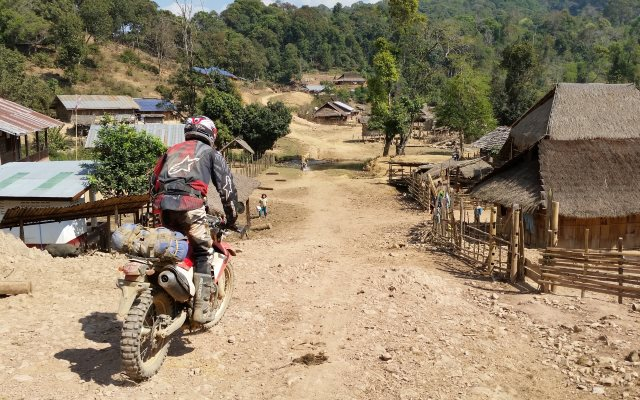 off road Laos adventure