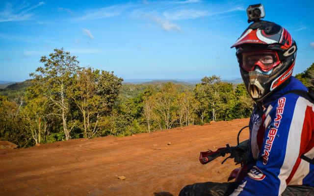 Cambodia motorbike tours