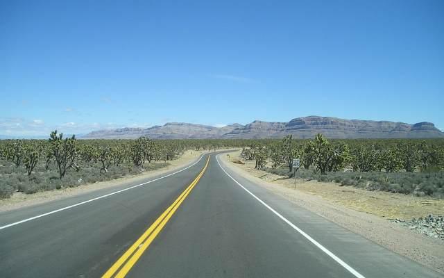 route 66 en voiture