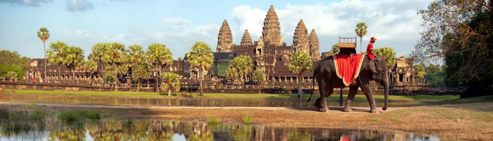Cambodia motorcycle tour