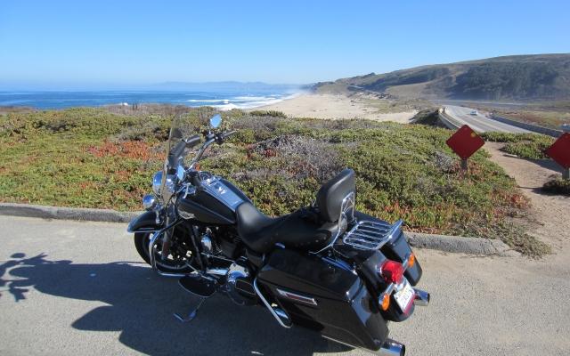 Conduire moto aux usa