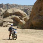 raid moto afrique