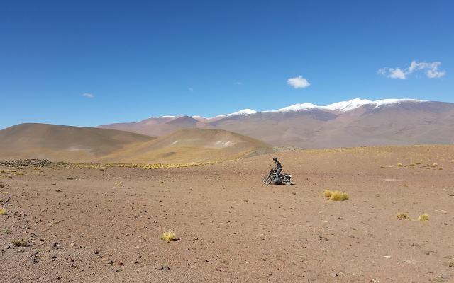 moto argentine