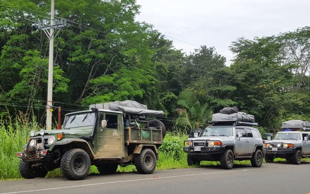 Costa Rica off road tours