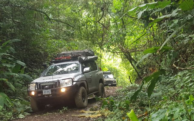 Enduro Motorcycle Trip: Jungles and Mountains of Costa Rica
