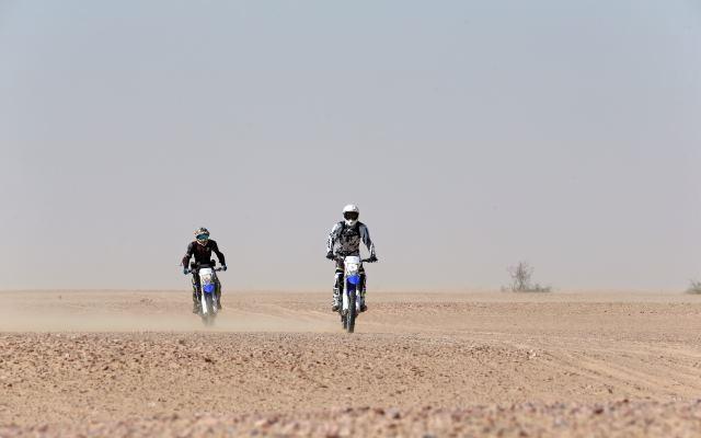 Voyage Oman avec Planet Ride