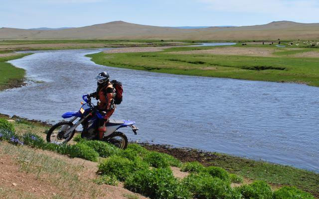 voyage moto mongolie