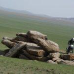 raid moto mongolie