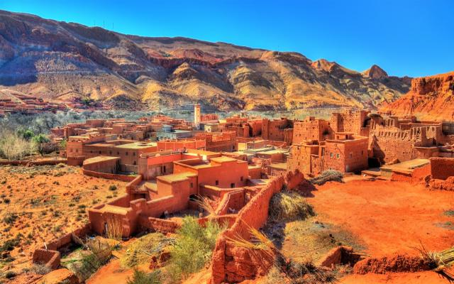 Marocco destination