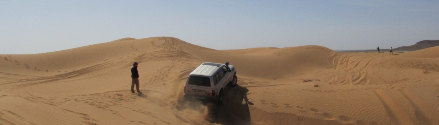 excursion en 4X4 à travers le Maroc