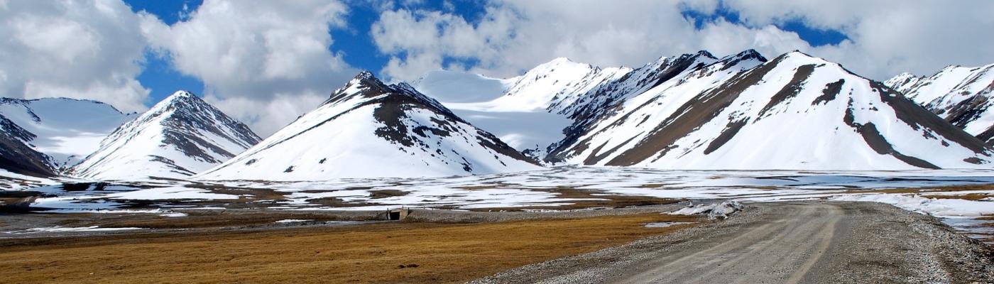 itinéraire kirghizistan