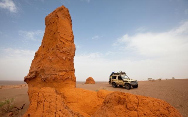 Mongolia Through Picturesque Environments