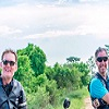 Vince and Steeve - Madagascar - Motorcycle