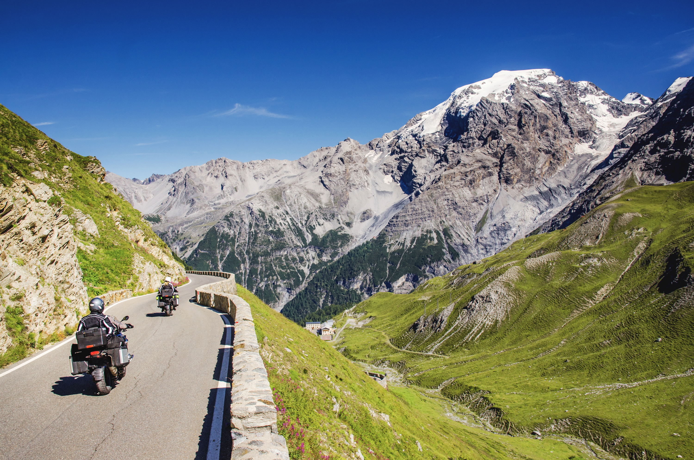 road trip moto italie